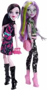 Monster High panenky Duo Draculaura a Moanica