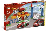 LEGO® DUPLO® 5839 CARS WORLD GRAND PRIX