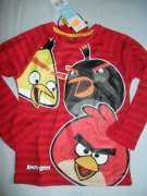 ♦♦♦SUPR CHLAPECKÉ TRIKO ANGRY BIRDS♦♦♦6 LET♦♦♦