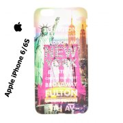 Phone Case Apple iPhone 6 6S New York Bling