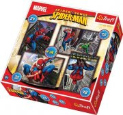 Puzzle - Spiderman 4 v 1