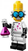 Minifigurka lego 71010: Monster Scientist