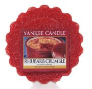 Rhubarb crumble vonný vosk Yankee candle