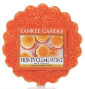 Honey clementine vonný vosk Yankee candle