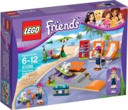 LEGO Friends 41099 Skatepark