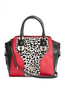 Kabelka GUESS Confidential Haircalf Avery Satchel
