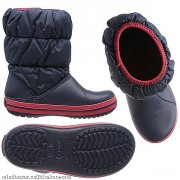 WINTER PUFF BOOT KIDS J3