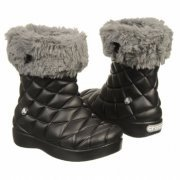 Crocs molded cuffed puff boot kids vel.34 J1