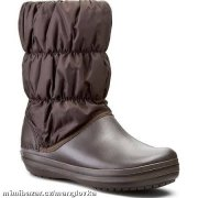 *NOVÉ* SNĚHULE CROCS WINTER PUFF BOOT W7