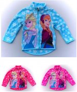Mikina fleec FROZEN Disney 62589 vel. 98/104