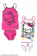 SOUPRAVA HELLO KITTY 104-152