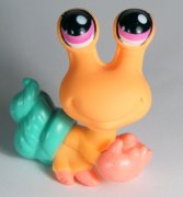 +++ LITTLEST PET SHOP - LPS - KRAB 1492 +++