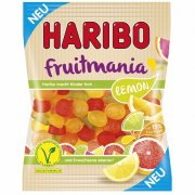 Haribo bonbony - Fruitmania Lemon