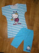Set Hello Kitty tričko + 3/4 legínky 116