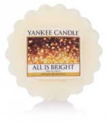 All is bright vonný vosk Yankee candle