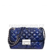KABELKA MICHAEL KORS SLOAN LARGE ELECTRIC BLUE