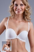 Podprsenka LUNA 62 push-up 75D