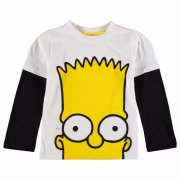 === Super triko Bart Simpson 122/128 ===