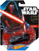 Hot wheels STAR WARS Kylo Ren