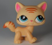 +++ LITTLEST PET SHOP - LPS - KOČIČKA 1572 +++