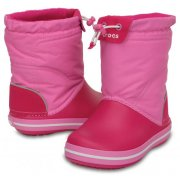 CROCS KIDS Crocband LodgePoint Boot J1 32-33 / Can