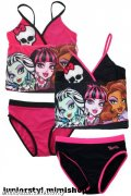 PLAVKY MONSTER HIGH 116-152
