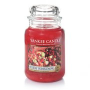 Holiday homecoming velký classic Yankee candle