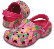 CROCS CLASSIC TROPICAL CLOG