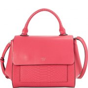 Kabelka GUESS Evette Top Handle Flap Satchel