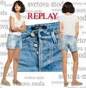 ♥REPLAY DENIM KRAŤASY♥