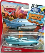 "Disney Cars Timothy ""Timezone"" Truecoat"