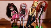 3x Monster high