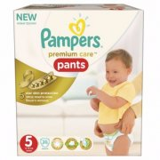 PAMPERS PREMIUM CARE PANTS JUNIOR 5 - 49 KS