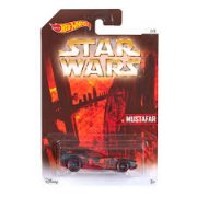 HOT WHEELS STAR WARS AUTÍČKO MUSTAFAR