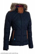Zimní bunda Iris Ladies´ Jacket WOOX vel. 36