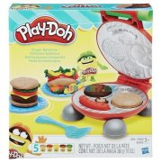 PD Play-Doh Burger barbecue