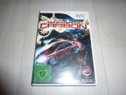 nintendo wii -Hra NEED for speed CARBON