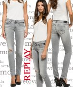 ♥REPLAY ROSE JEANS♥JARO LÉTO 2017