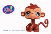 LPS - Littlest Pet Shop -  opička 485
