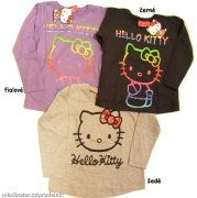 TRIČKO HELLO KITTY vel. 92,98,