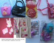 Kabelky, Barbie, Hello Kitty, McDonald -Winx, na mobil