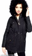 "PARKA NEW DEMI CONTRAST""ONLY"" vel.L"