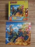 3D PUZZLE SCOOBY DOO