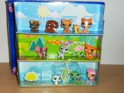 LPS littlest pet shop sada 10 + 1mimi figurek