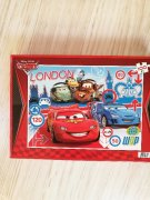 PUZZLE CARS LONDON, 100 dilku, vek 6+
