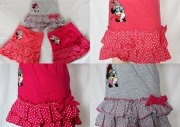 ♥ Sukně/sukýnka MINNIE MOUSE 62072 v.98/104 ♥