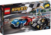 Speed Champions - 75881 2016 Ford GT & 1966 Ford G