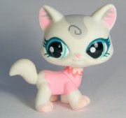 +++ LITTLEST PET SHOP - LPS - KOČIČKA 1699 +++