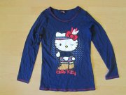 TOP TUNIKA / TRIKO HELLO KITTY vel 158
