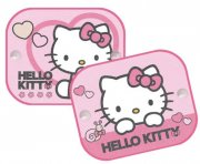 Stínítka do auta Hello Kitty 2 kusy